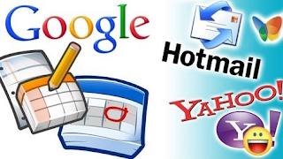Cara Membuat Email Daftar Akun Baru di Gmail, Yahoo, dan Hotmail