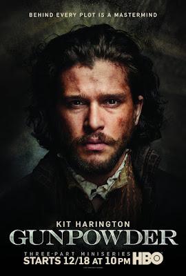 Gunpowder Miniseries Poster