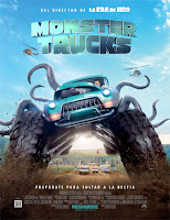 Pelicula Monster Trucks
