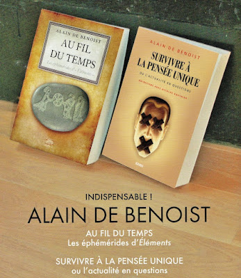 livre Alain de Benoist