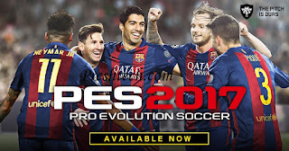 Download Latest PES 2017 Cracked Version For Your Pc