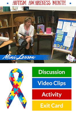 Autism Awareness Month Mini Lesson