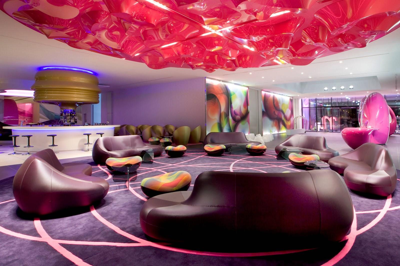 Amedeo liberatoscioli nhow berlin hotel for Berlino design hotel