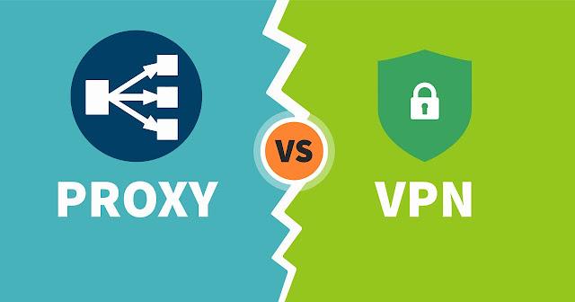 ماهو VPN وماهو Proxy وماهو IP ADDRESS وماهو الفرق بينهما وأيهما الأفضل