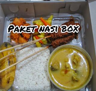 Paket aqiqah nasi kotak