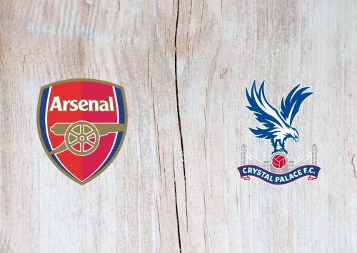 Arsenal vs Crystal Palace -Highlights 27 October 2019
