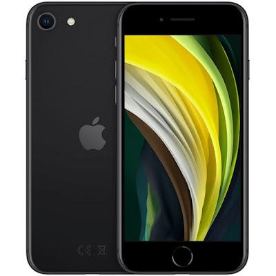 Apple iPhone SE (2a Gen.) 64 GB negro