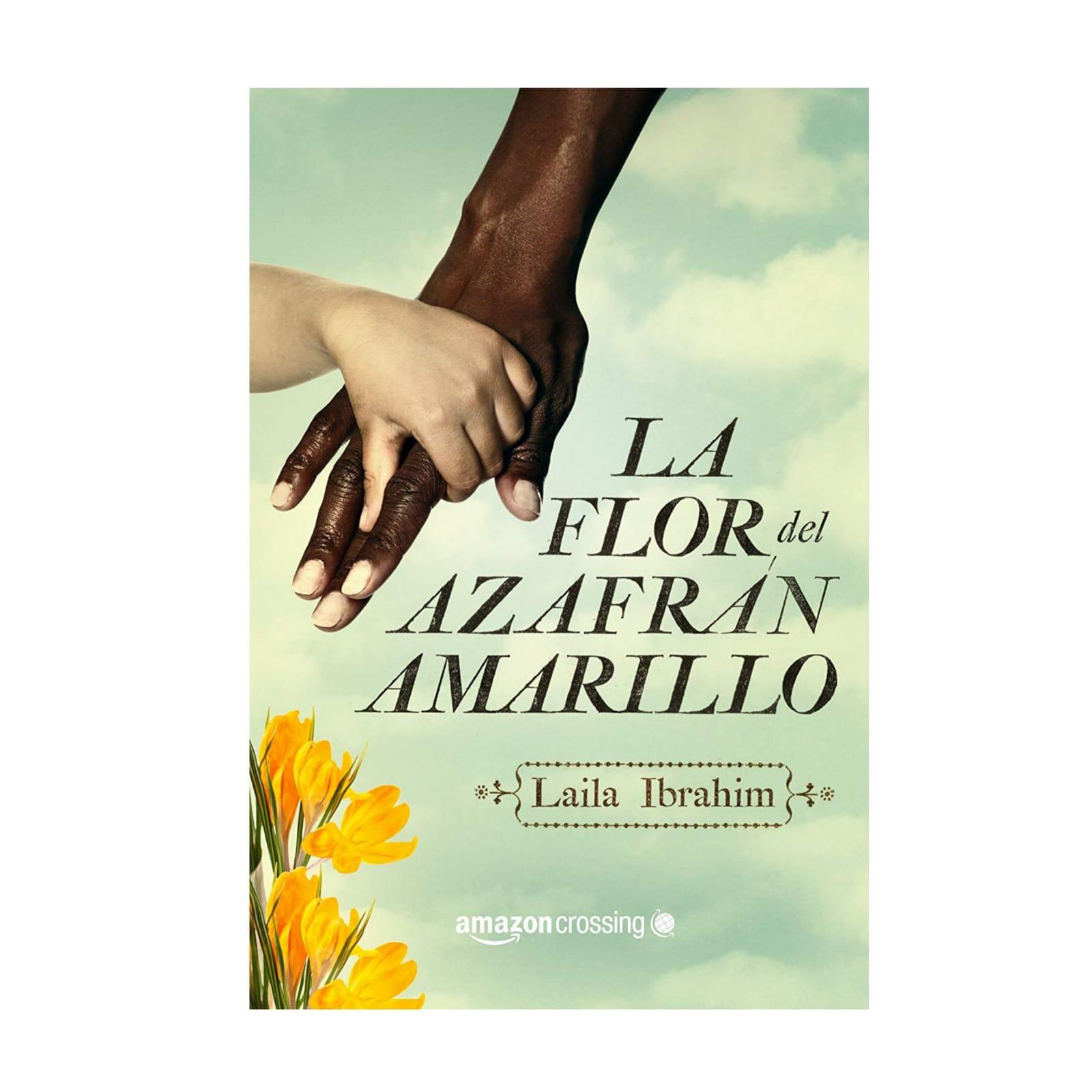 La flor del azafrán Amarillo. Laila Ibrahim