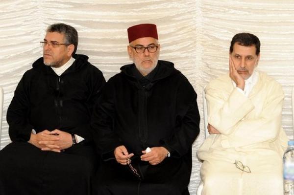 Exclusif : 'pjd' cherche à former une équipe parlementaire avec un parti reçu par 'Akhnoush'