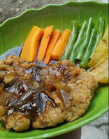 Chicken Steak Simple Ala Lc