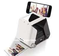 Vinci gratis 5 stampanti KiiPix per smartphone ( valore oltre 50 euro)