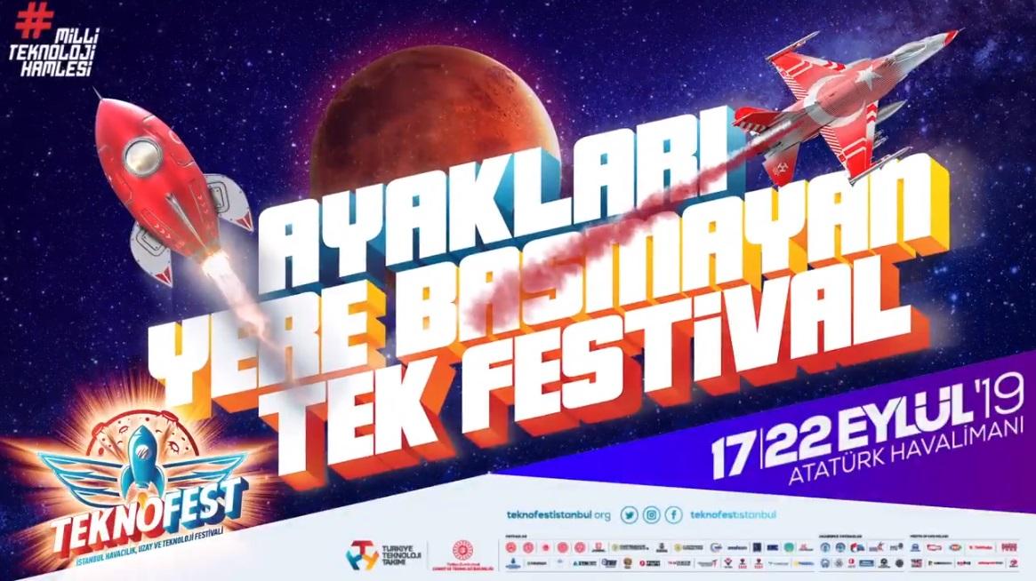 Teknofest 2019 ne zaman?
