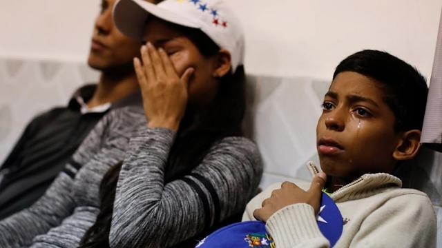 Venezuela: A photographer's journey on a caravan of misery