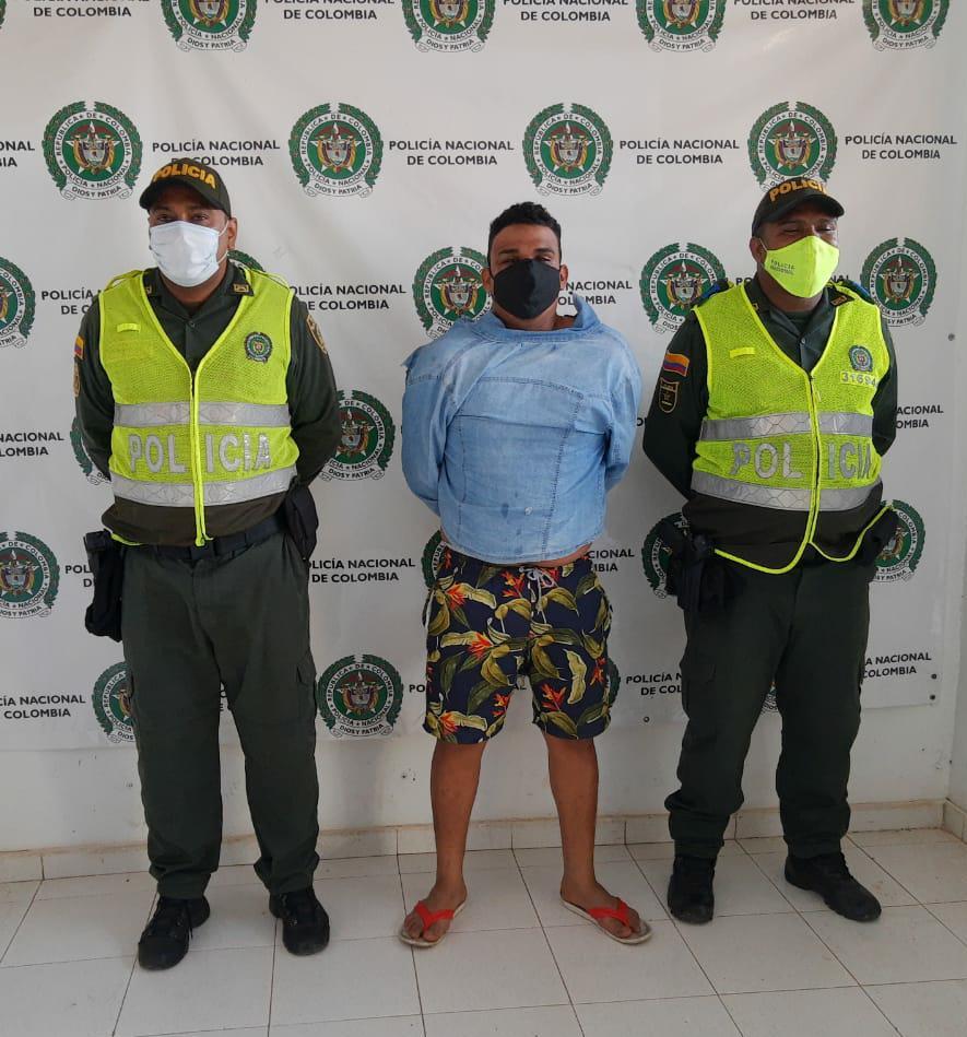 https://www.notasrosas.com/En Buena Vista lo capturan, por lesiones personales