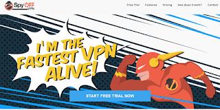 Review Lengkap dan Penggunan Spyoff VPN