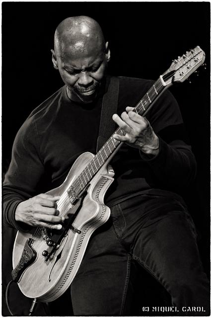 Kevin Eubanks, Nova Jazz Cava, Terrassa, 16/3/2016