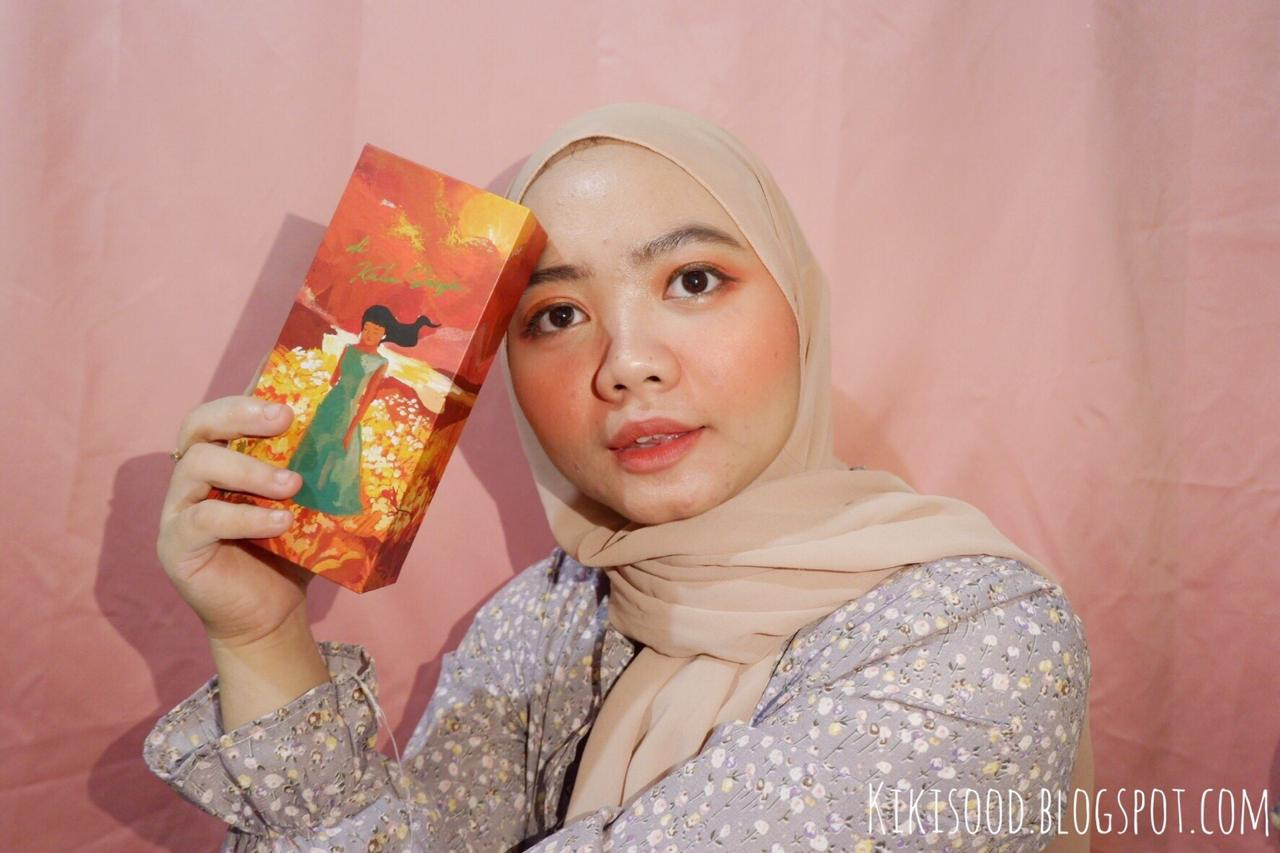REVIEW MAKEUP: CHUNKY! Lip Cheek Crayon Senja & Kala