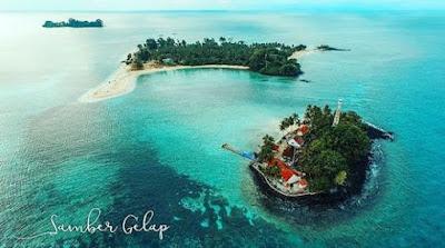 wisata-pulau-samber-gelap-kotabaru-kalimantan-selatan