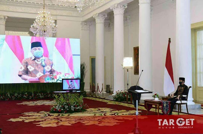 Presiden Jokowi Hadiri Pembukaan Konferensi Besar XXIII GP Ansor 2020