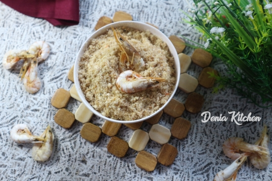 Mari Membuat Udang Kering Ebi Halus Mu Sendiri Dired Shrimp Denia Kitchen