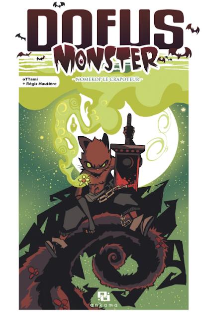 Dofus Monster: Nomekop [Español][Cómic]