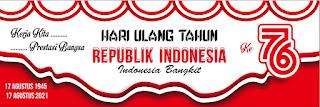Kumpulan Banner HUT RI PSD