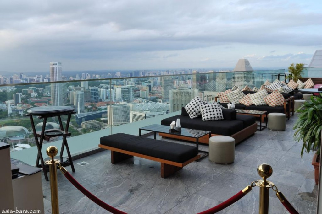 Passion For Luxury Marina Bay Sands Hotel In Singapore