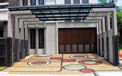 Jasa Pembuatan Lantai Carport Surabaya