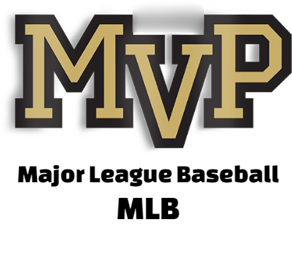 MLB American League (AL) Most Valuable Player - MVP,  Year Award,  Winners, by year,  List.