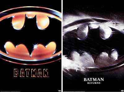 New York Comic Con 2019 Exclusive Batman 89 & Batman Returns Teaser Poster Screen Prints by John Alvin x Bottleneck Gallery