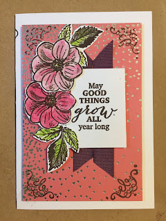 MidnightCrafting Paper Pumpkin Alternate March 2018 Stampin Up