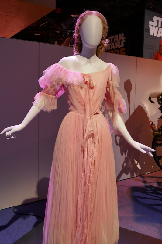 Ella pink dress Cinderella