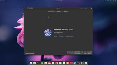 Menu Baru Elementary OS 6 pada Settings