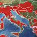 Από Δευτέρα τετραήμερος καύσωνας και στην Ελλάδα: Ετσι θα «σκεπάσει» τη χώρα