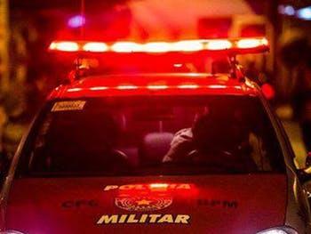 Polícia Militar é acionada para três ocorrências de perturbação de sossego na madrugada deste sábado, 8