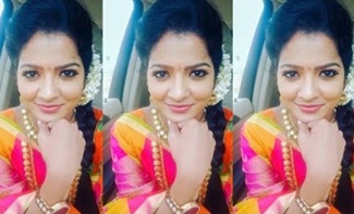 Velunachi serial actress VJ Chitra Dubsmash Tamil