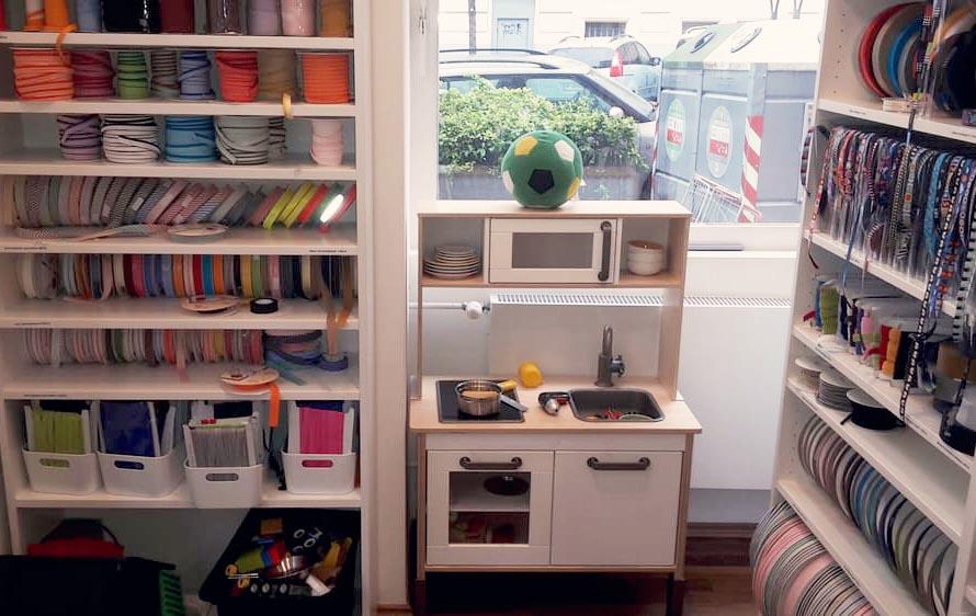 Fabric Stores in Vienna: Die Stoffschwester