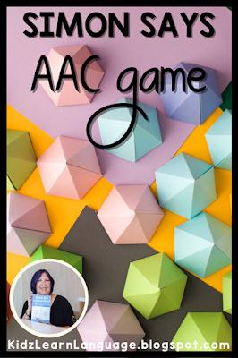 simon says AAC