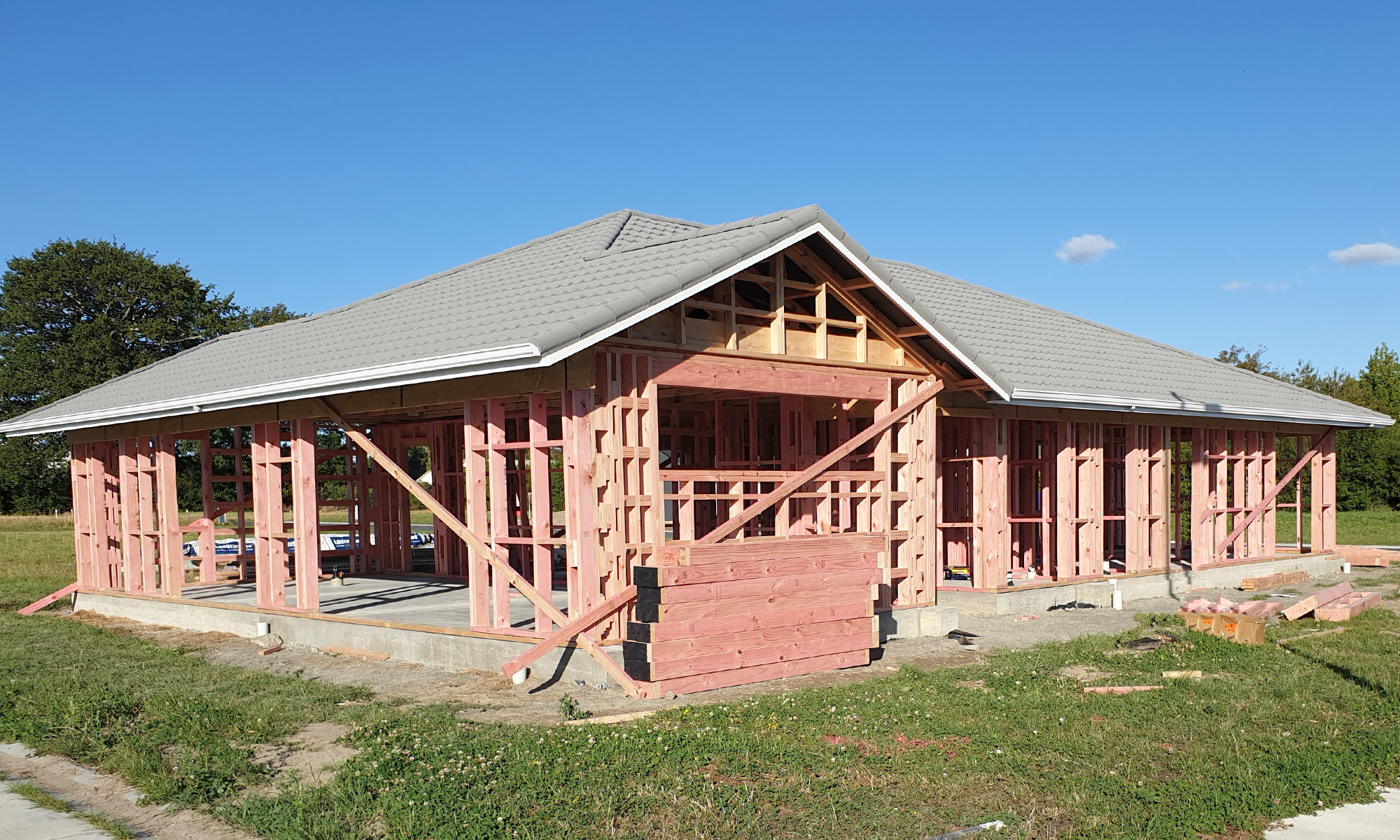 New Build House NZ