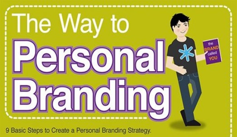 Why Everybody Should Be Building A Personal Brand #infographic