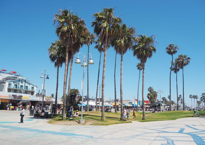 TravelGuidetoLA Venice Beach