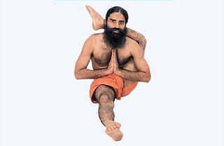 A sadhu who controls a multi-billion dollar corporation