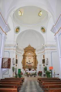 Albox, Santuario del Saliente