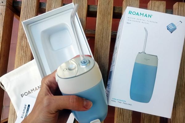 Irrigador Mini Roaman azul