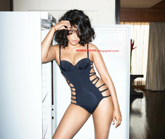 Shruti Hassan GQ India May 2016 Scans