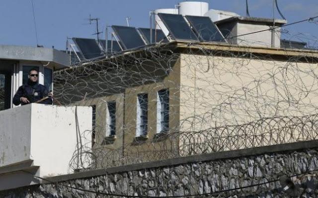 Πρώτο κόμμα ο ΣΥΡΙΖΑ στις φυλακές