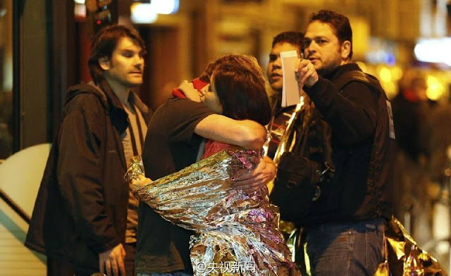 Photos From The France Terrorist Attacks