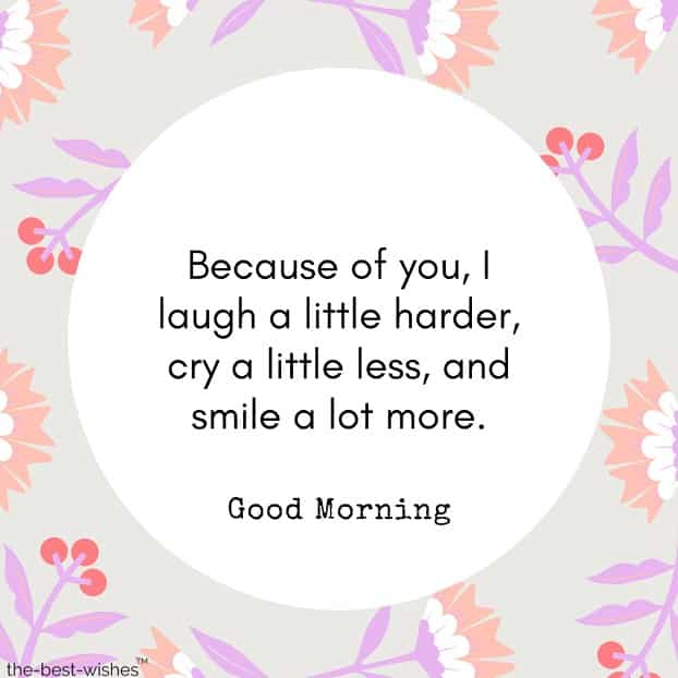 long good morning love messages for girlfriend