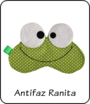 Antifaz ranita