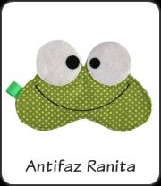 Antifaz ranita